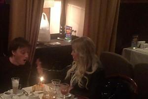 ВИДЕО: Наталья Гулькина мило поздравила сына с 33-летием