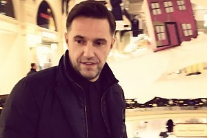 ВИДЕО: Владимир Вдовиченков стал манекеном
