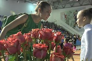 Ляйсан Утяшева вернулась в гимнастику