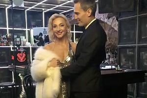 ВИДЕО: нежный поцелуй Кристины Орбакайте с мужем