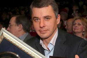 Игоря Петренко наградили засмелость