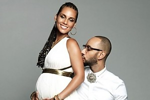 Алиша Киз беременна вторым ребенком