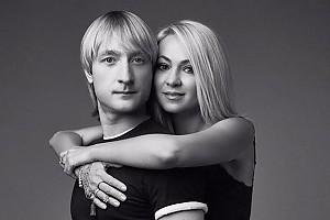 Плющенко и Рудковская снялись в откровенной фотосессии