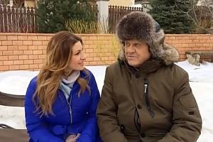 ВИДЕО: Владимир Меньшов дал Анастасии Макеевой мастер-класс