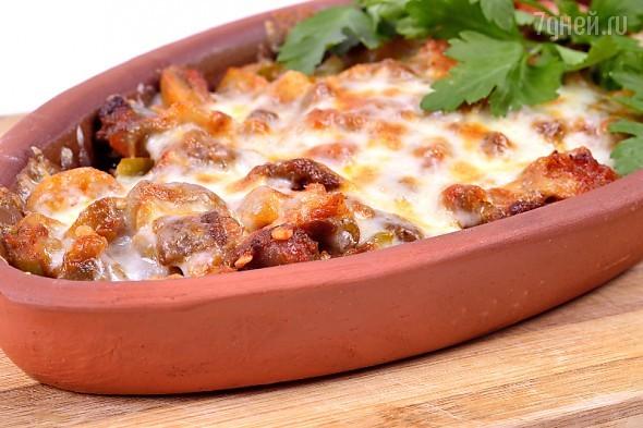 Блюда из индейки