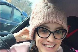 Позитивная Виктория Дайнеко спешит домой к дочке
