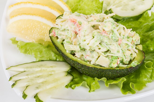 Салат по-марсельски