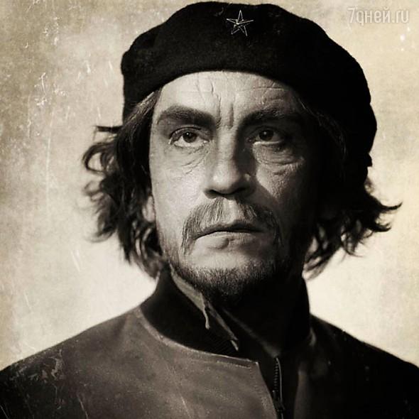 Джон Малкович в образе Эрнесто Че Гевары