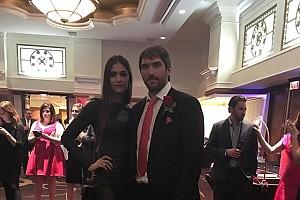 Элегантные Анастасия Шубская и Александр Овечкин