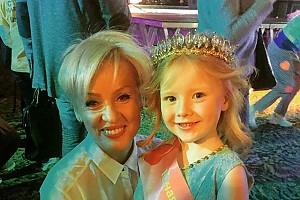 Жанна Эппле и «юная краса России»