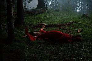 Равшана Куркова в новом мистическом проекте