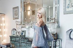 Образ дня: Яна Рудковская в Yanina Couture