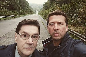 Мерзликин и Маковецкий снова встретились на съемочной площадке