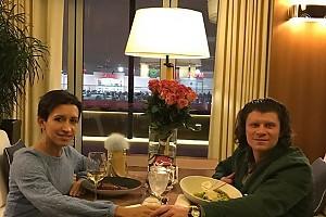 Елена Борщева с мужем отметили романтическую годовщину